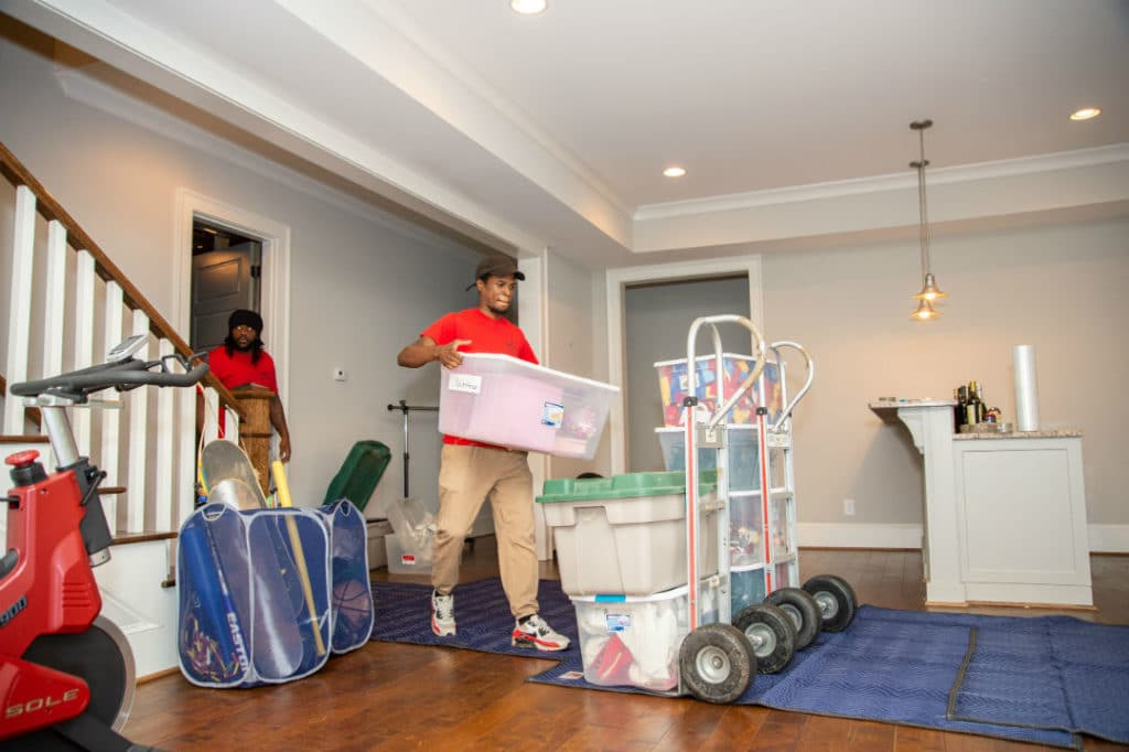 Movers Sandy Springs GA