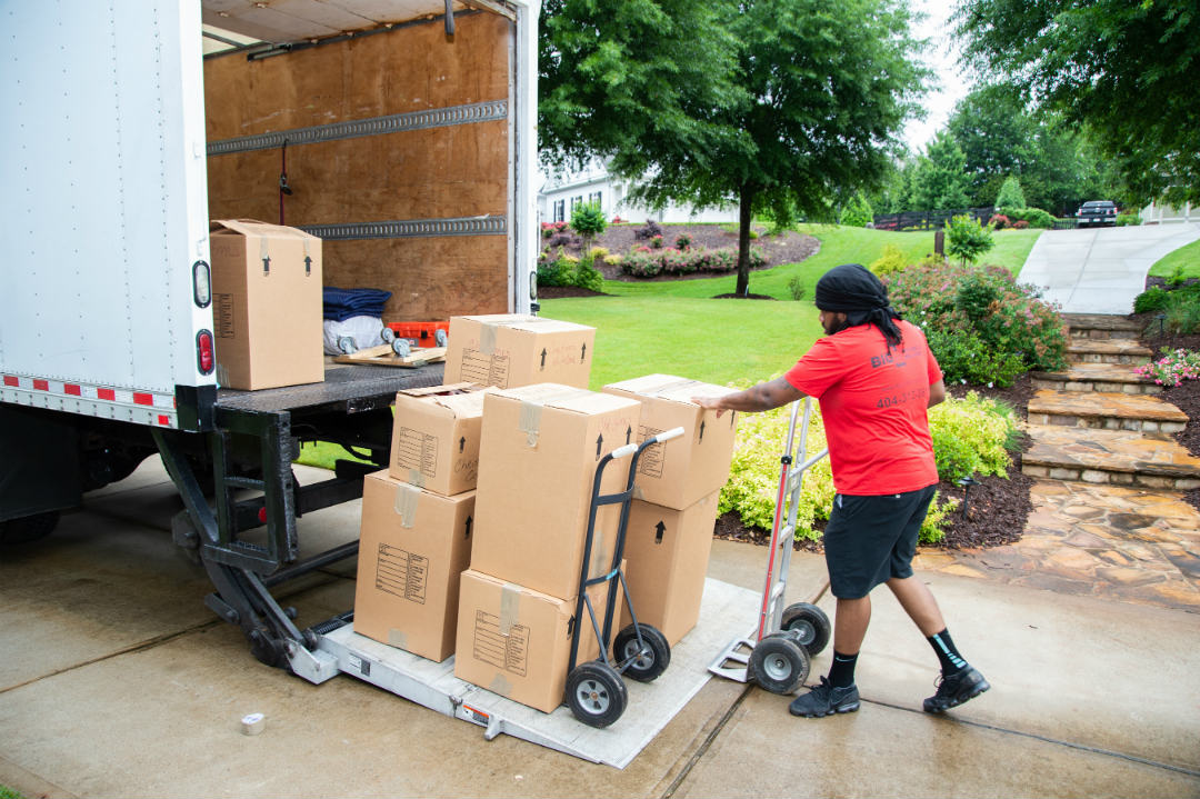 Movers Buford GA - Big T Moving & Delivery